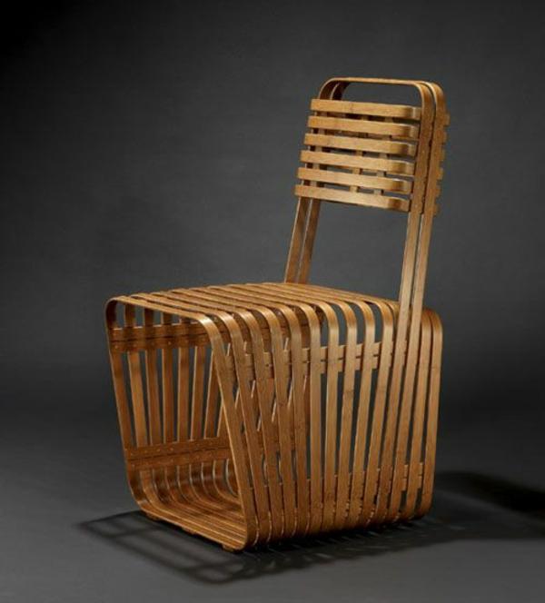 designideen bambus deko möbel stuhl