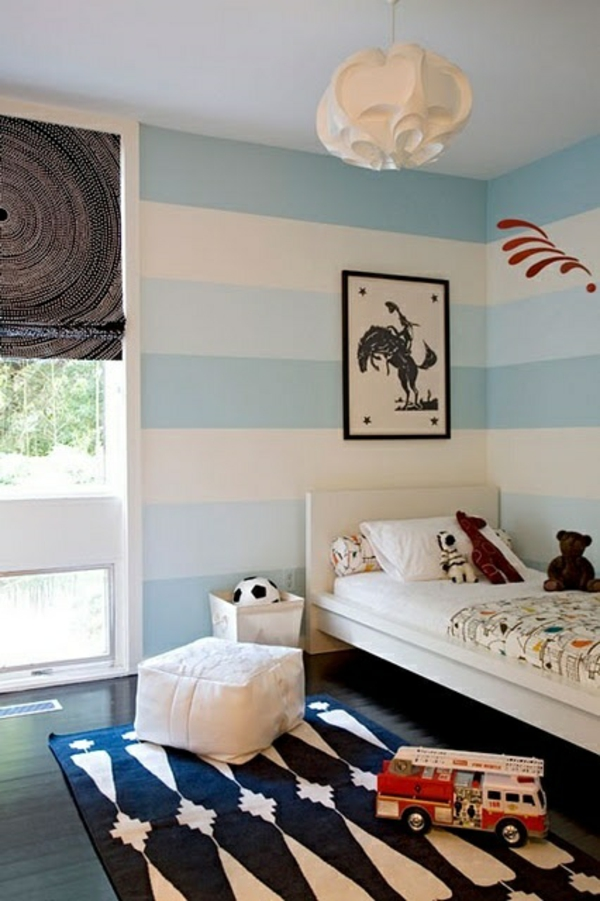 verdunkelungsrollo kinderzimmer bunte muster und ideen. Black Bedroom Furniture Sets. Home Design Ideas