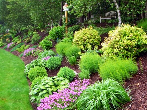 gestalten garten design vertikalgarten