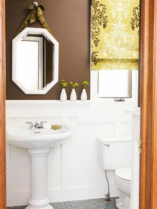 Wandfarben Brauntöne – erdige, natürliche Gemütlichkeit zu ...