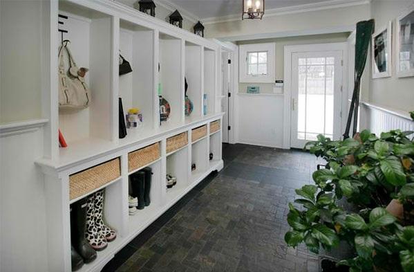 flur wandgestaltung den flur funktional gestalten. Black Bedroom Furniture Sets. Home Design Ideas