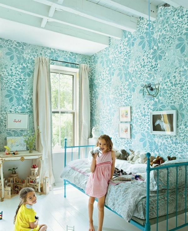 Tapeten Mediterranen Stil : Pin Tolle Ideen F?r Tapeten Im Kinderzimmer on Pinterest