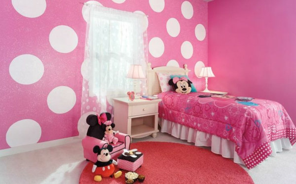wandbemalung kinderzimmer tolle interieur ideen. Black Bedroom Furniture Sets. Home Design Ideas