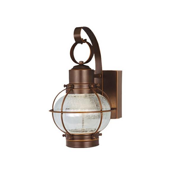 wandleuchten lampen antik aussenlampen garten