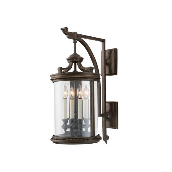 antike Wandleuchten lovre antik aussenlampen glas