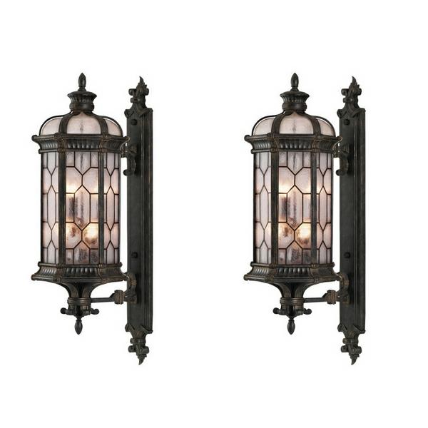 wandleuchten debonshire antik aussenlampen orientalisch