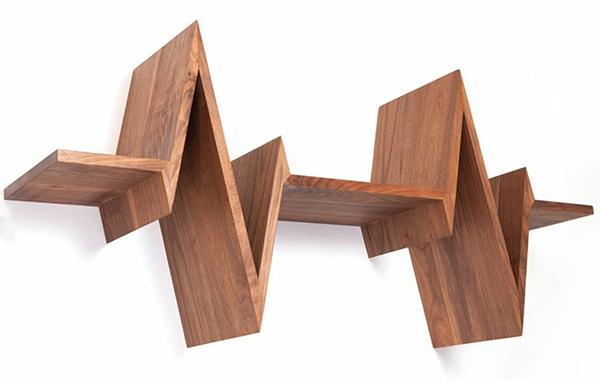 wandregal design bringt mehr leben zu ihrem modernen zuhause. Black Bedroom Furniture Sets. Home Design Ideas