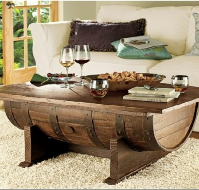 mobel aus holzfass beste bildideen zu hause design. Black Bedroom Furniture Sets. Home Design Ideas
