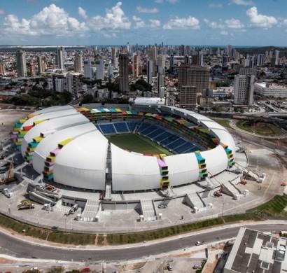 Moderne Architektur - Das Schicksal der Fußballstadien von der WM 2014