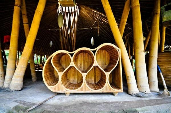 bambus deko möbel  bambusholz