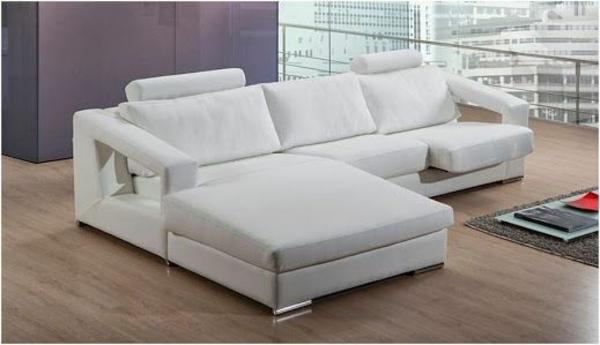 möbel scheselong sofa komfortabel weiß