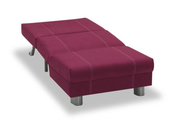 wohnideen stilvolles  schlafsessel komfortabel