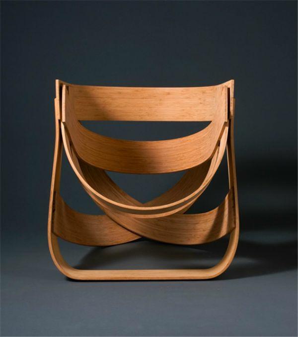tolle bambus möbel deko stuhl