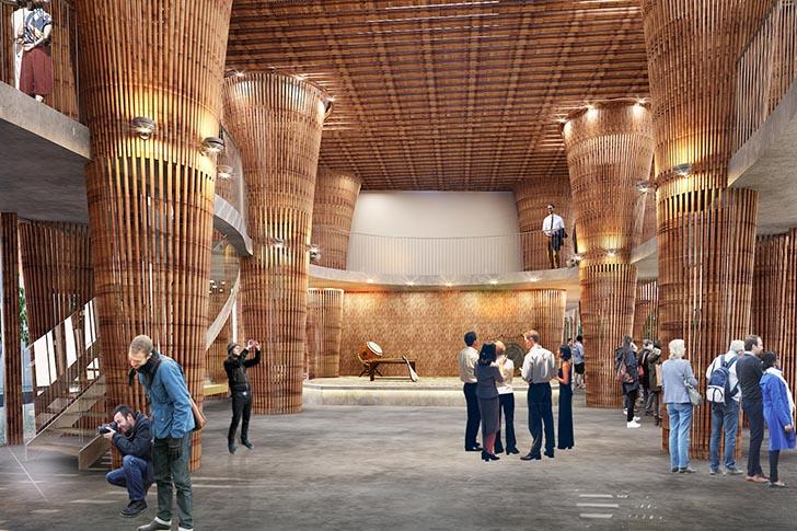 ökologische architektur expo 2015 nachhaltige architektur aus bambus