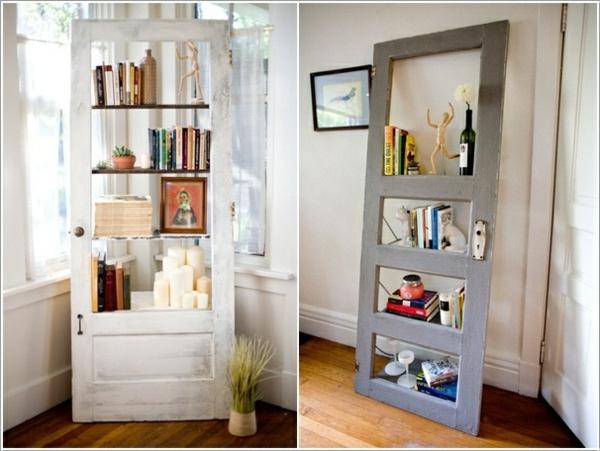 Alte Zimmertren Wiederverwenden DIY Mbel Aus Holz