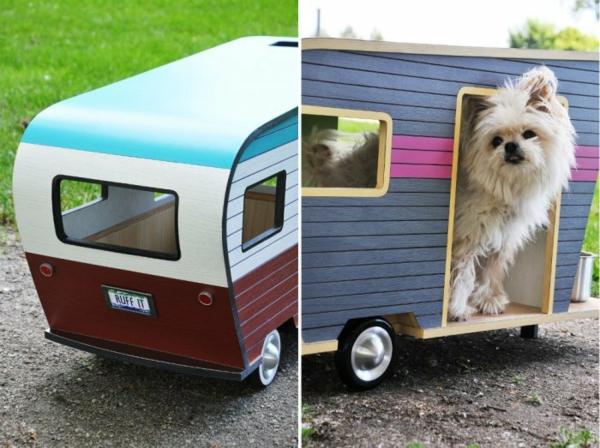 Coole Karawanen für Haustiere designs