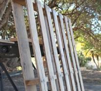 DIY Holzkiste und Aufbewahrungsbox aus Europaletten