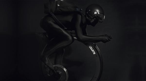 Fitness Fahrrad Heimtrainer luxus schwarz ergonomie