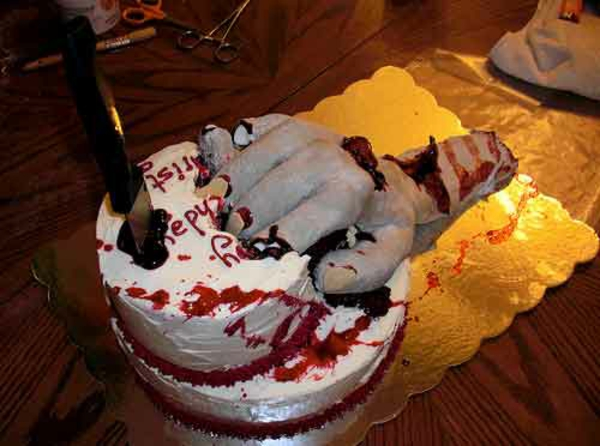 Zombie Cakes Images