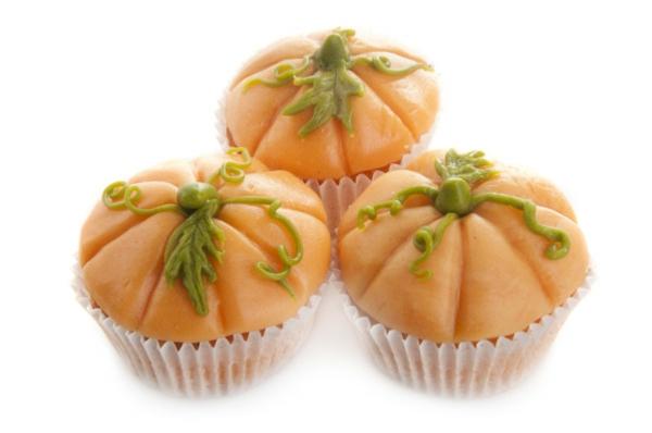 Halloween Party kürbisse zucker Essen muffin