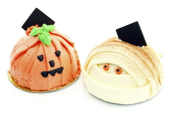 Halloween Party lecker Essen thematisch cupcake