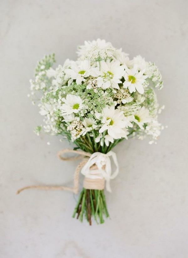 Hochzeitsblumen Coole Brautsträuße Bilder blüten