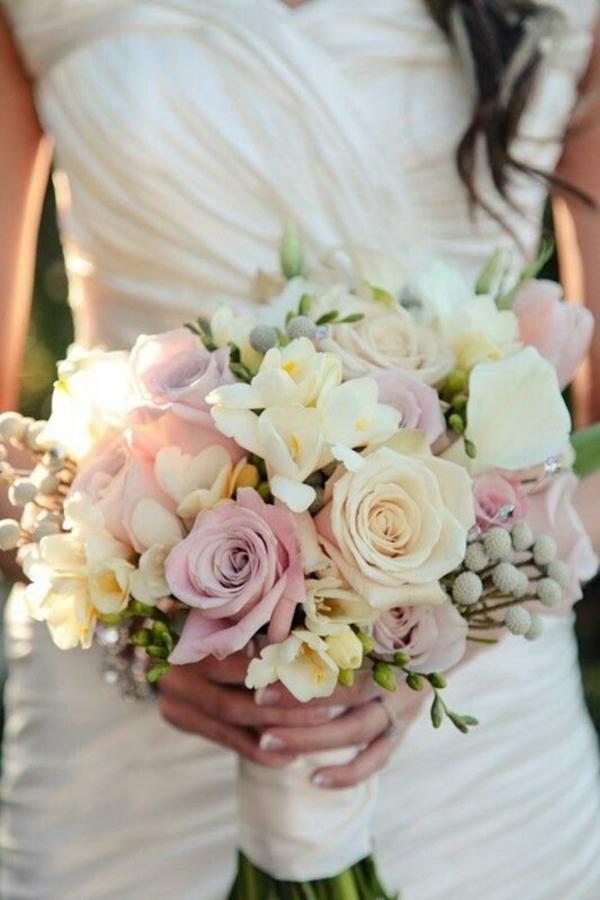 Hochzeitsblumen Coole Brautsträuße Bilder groß