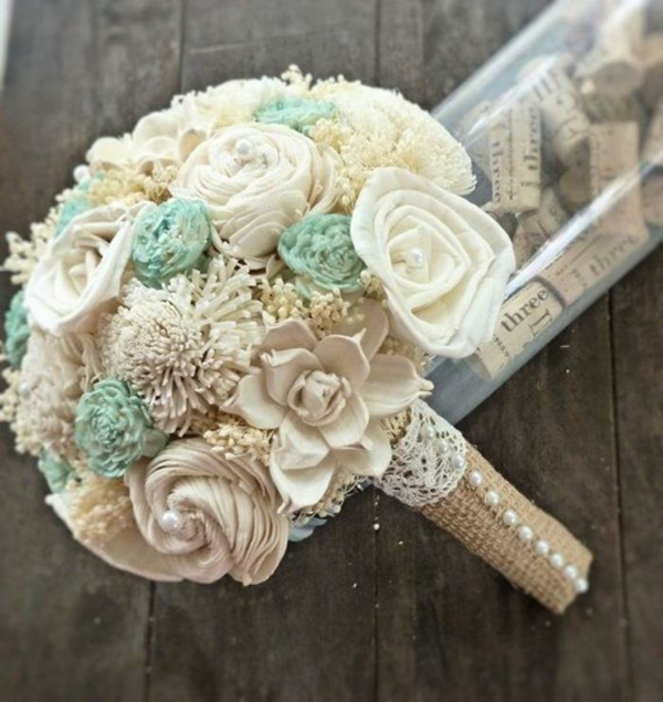 Hochzeitsblumen Coole Brautsträuße Bilder originell