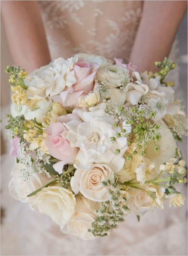 Hochzeitsblumen Coole Brautsträuße Bilder rosa
