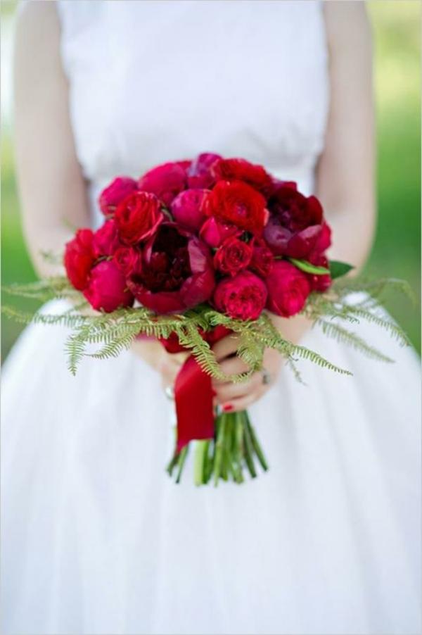 Hochzeitsblumen Coole Brautsträuße schick
