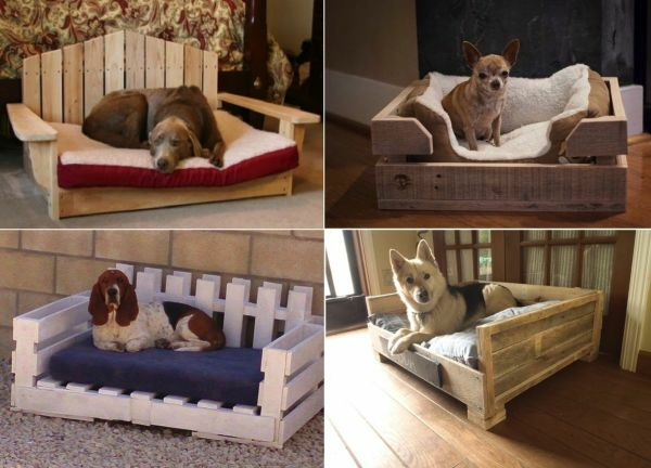 hundebetten aus holz gro e hundesofas aus europaletten. Black Bedroom Furniture Sets. Home Design Ideas