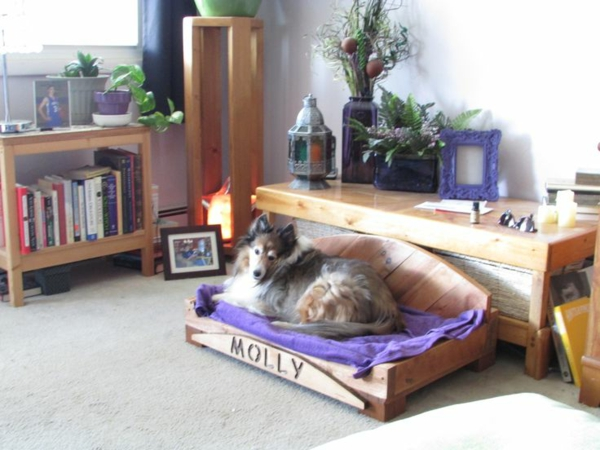 Hundebetten katzen sofas haustiere wohnzimmer