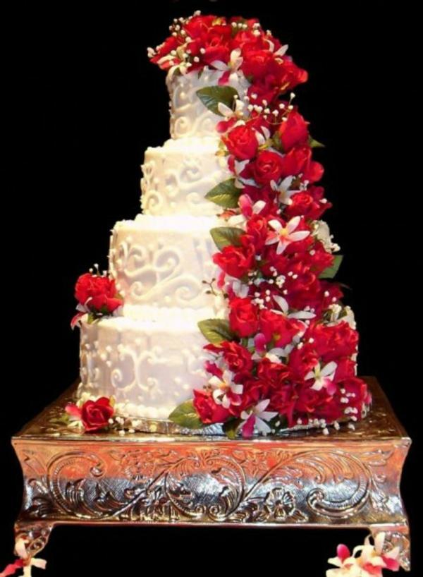 Mehrstockige Hochzeitskuchen Und Torten Fur Eine Unvergessliche Feier