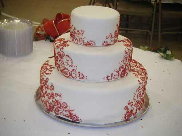 Hochzeitstorten kuchen braut drei