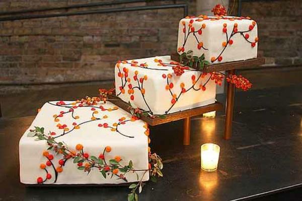 Mehrstöckige Hochzeitstorten kuchen braut eigenartig