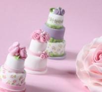 Mehrstöckige Hochzeitstorten – das Symbol jeder Hochzeitszeremonie