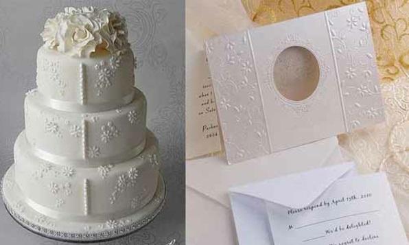 Mehrstöckige Hochzeitstorten kuchen braut muster