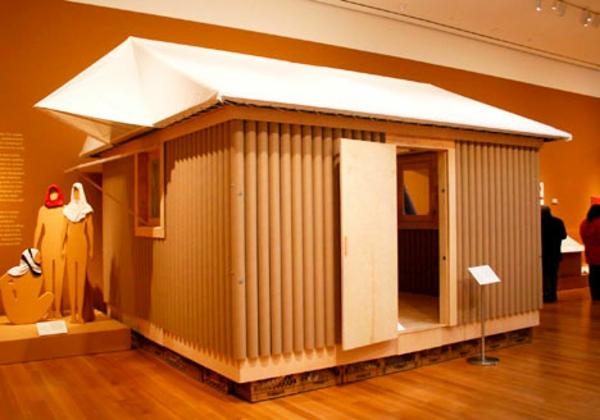 Moderne Architektur und Wohnen holz bodenbelag