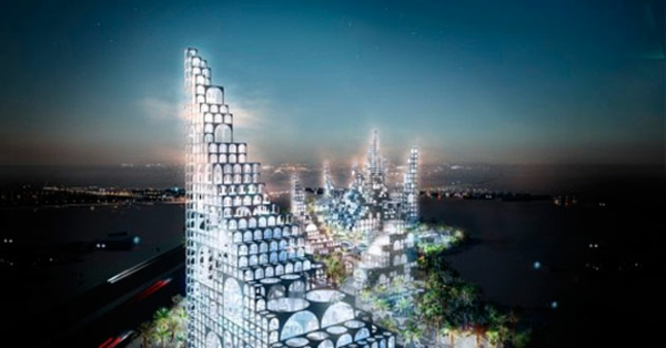 Moderne Architektur und Wohnen kunststück gestalter
