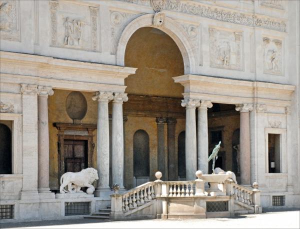 Renaissance architektur inspirierend prächtig