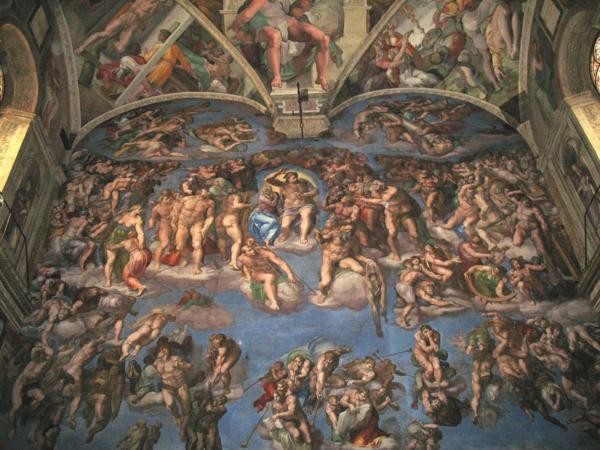 Renaissance architektur inspirierend malerei