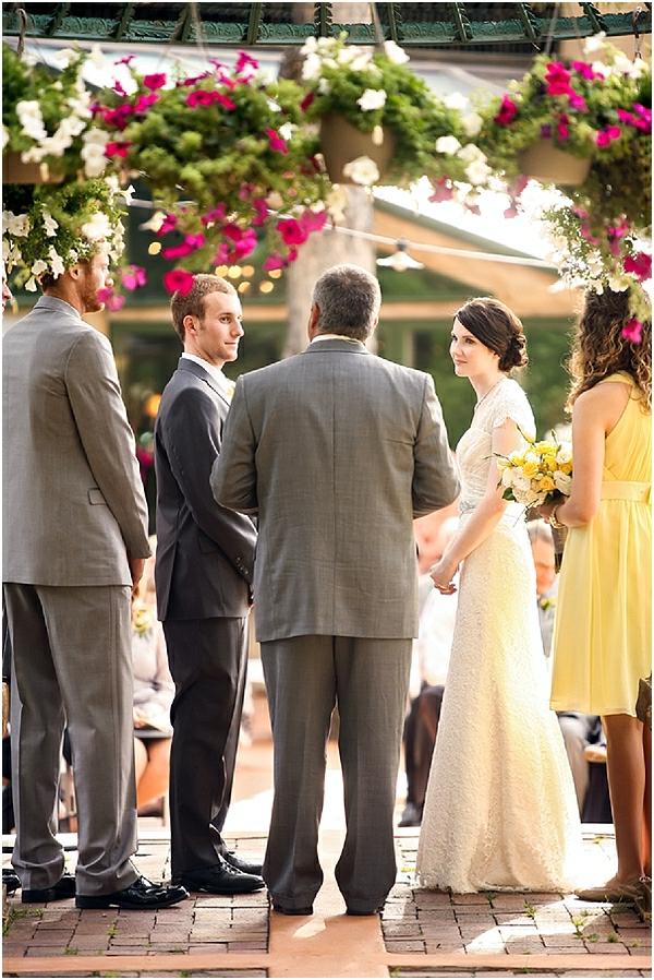 Hochzeitsfeier französisch Stil gäste
