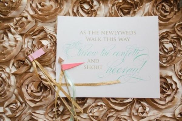 Hochzeitsdeko grußkarte Ideen dekoideen hochzeit