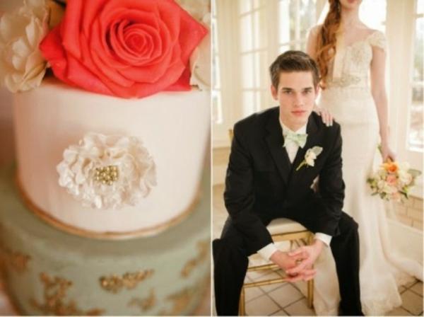 torte Hochzeit deko Ideen dekoideen hochzeit kuchen