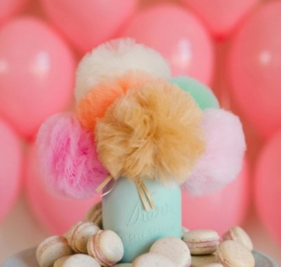 Scheinende-Hochzeitsdeko-Ideen-dekoideen-hochzeit-rosa-ballons