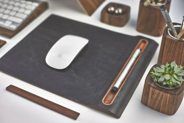 cooles schreibtisch zubeh r von grovemade desk. Black Bedroom Furniture Sets. Home Design Ideas
