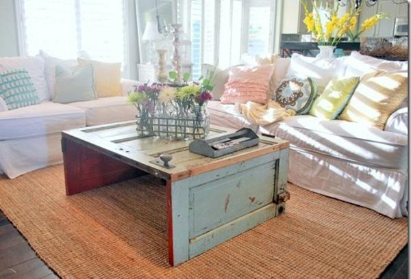 Tisch Aus Alter Tür alte türen wiederverwenden coole dekoartikel und diy möbel