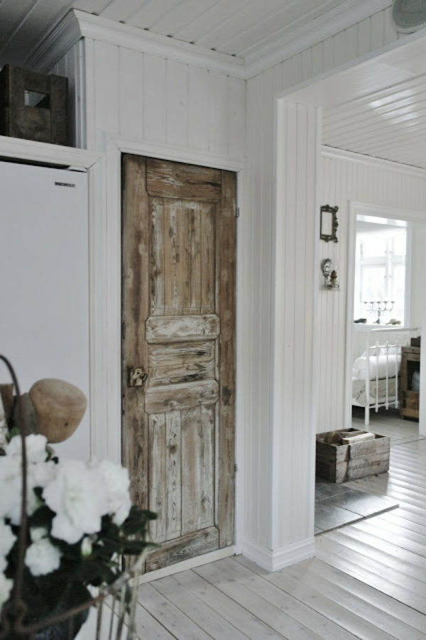 Alte Holztüren alte türen wiederverwenden coole dekoartikel und diy möbel