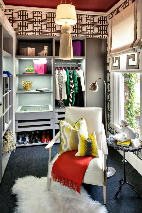 Ankleidezimmer planen vier praktische tipps - Kleiderschrank selber planen ...