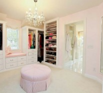 Begehbarer kleiderschrank rosa  Ankleidezimmer planen - vier praktische Tipps